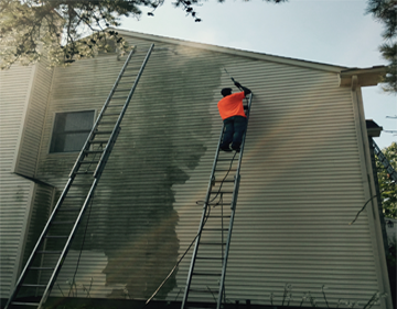 Roswell Gutter Cleaning